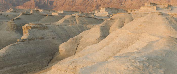 Masada Eroded Hills