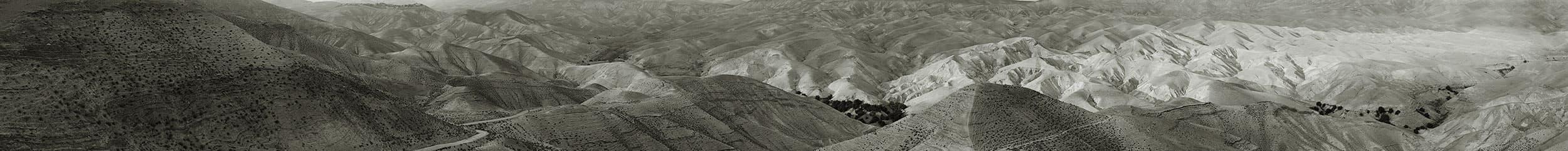 Mitzpe Yeriho Hills