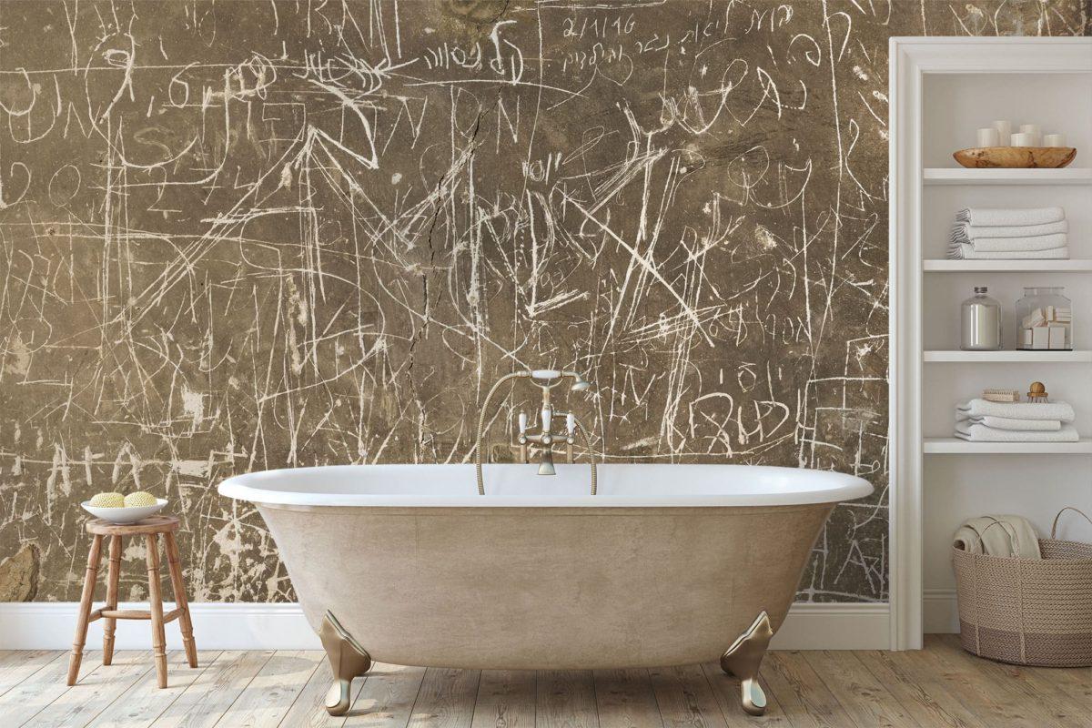 Gigapixart bath wall panels
